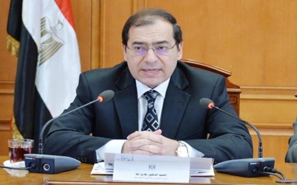 وزير البترول يرأس الجمعية العامة لشركتي البرلس ورشيد للبترول